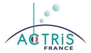 Actris Fr